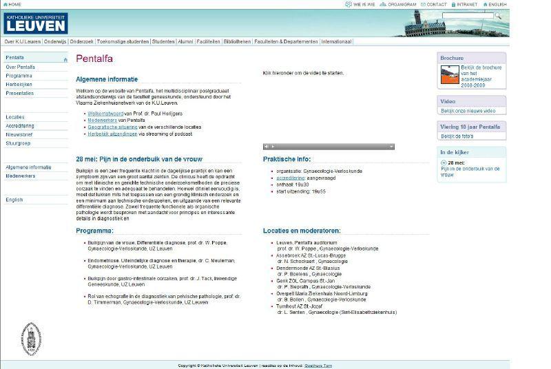formation medicale en belgique