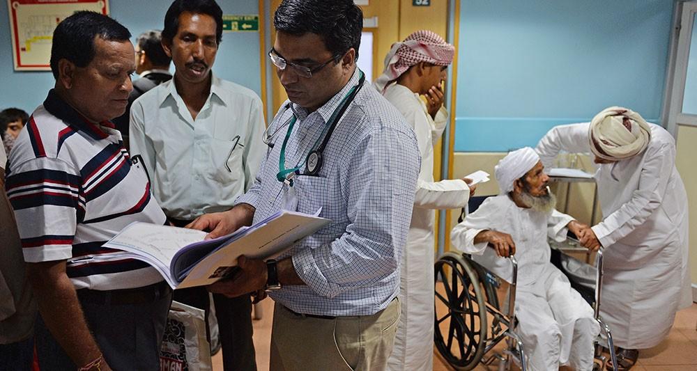 formation medicale en inde