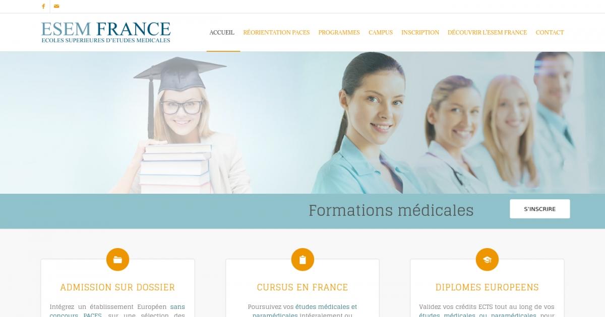 formation medicale france