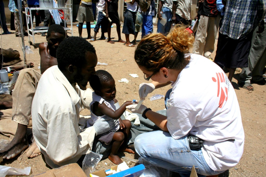 formation medicale humanitaire
