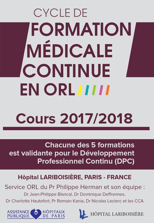 formation medicale paris