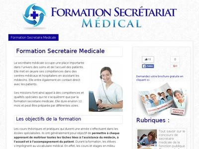 formation medicale remuneree