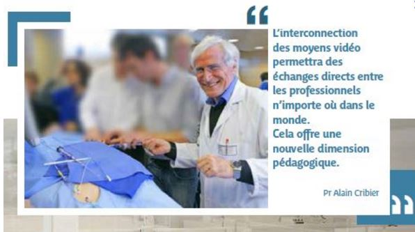 formation medicale tours