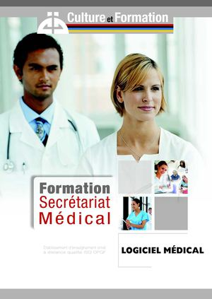 formation secretaire medicale 37