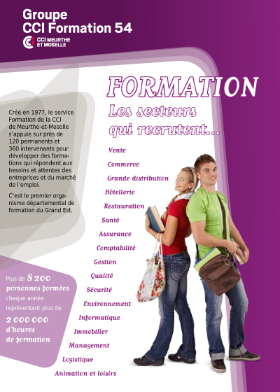 formation secretaire medicale 54