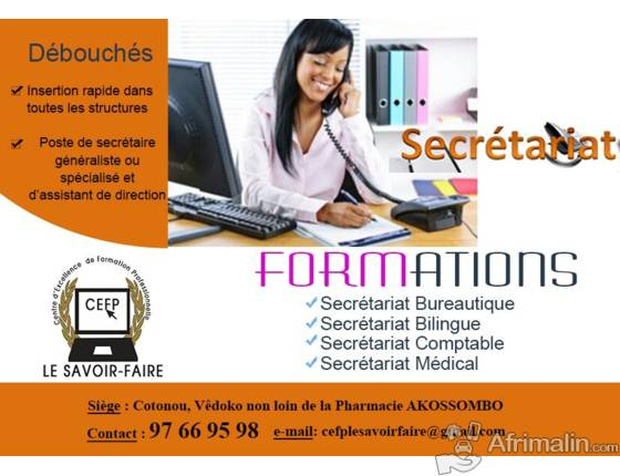 formation secretaire medicale 62