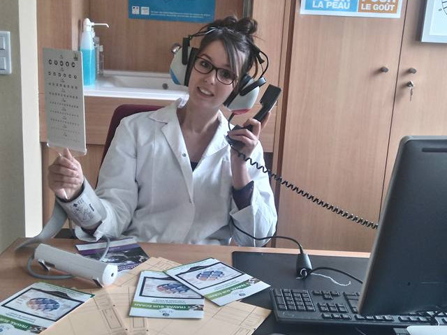 formation secretaire medicale 66