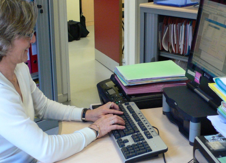 formation secretaire medicale 68