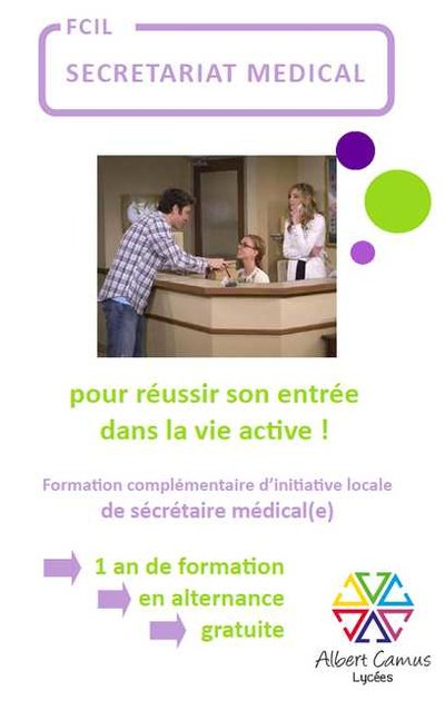 formation secretaire medicale 77