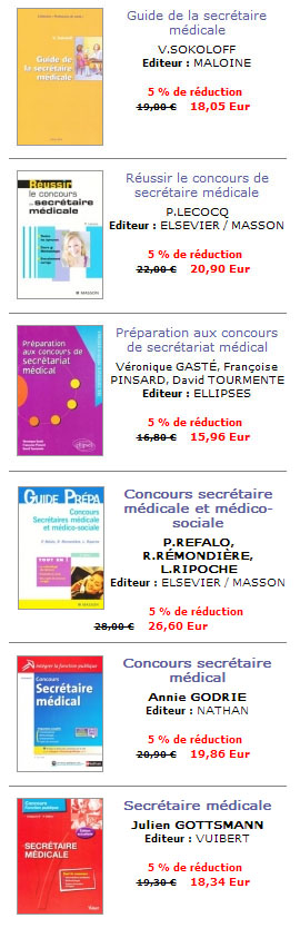 formation secretaire medicale 86