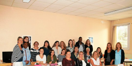 formation secretaire medicale brest