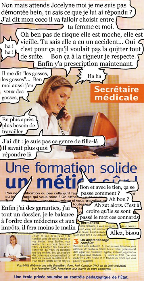 formation secretaire medicale cned