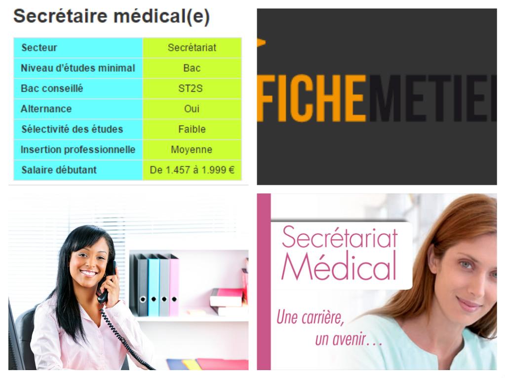 formation secretaire medicale en contrat de professionnalisation