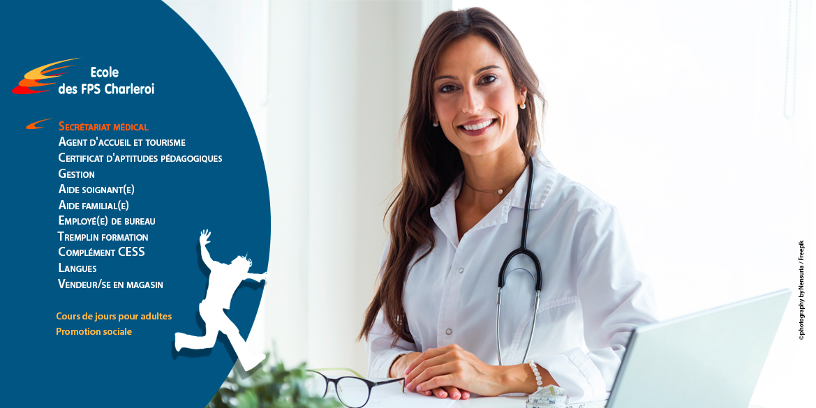 formation secretaire medicale fps