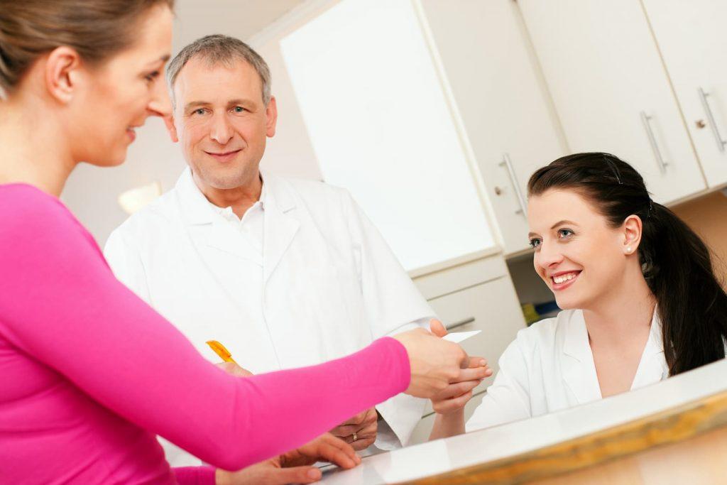 formation secretaire medicale laboratoire d'analyses