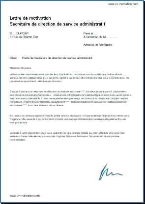 formation secretaire medicale lettre de motivation