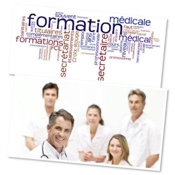 formation secretaire medicale nancy