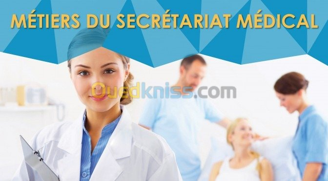 formation secretaire medicale tizi ouzou