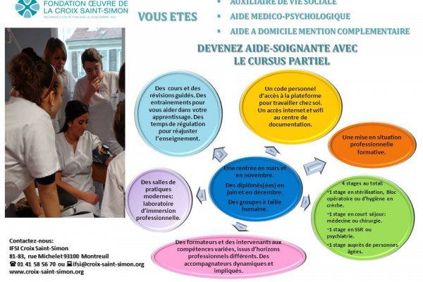 formation aide soignante 56