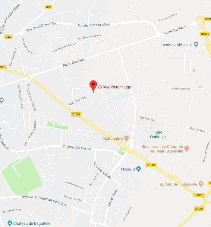 formation aide soignante abbeville