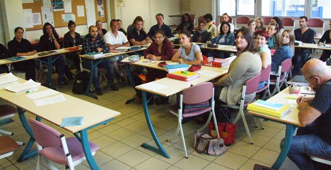 formation aide soignante cours