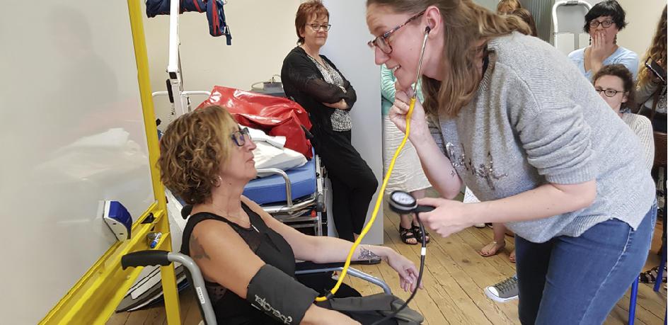formation aide soignante croix rouge quetigny