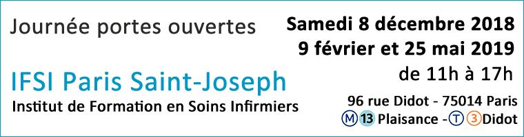 formation aide soignante hopital saint joseph paris