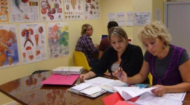 formation aide soignante isere