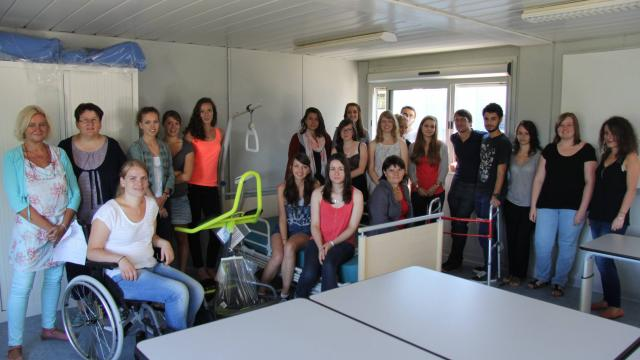 formation aide soignante laval 53