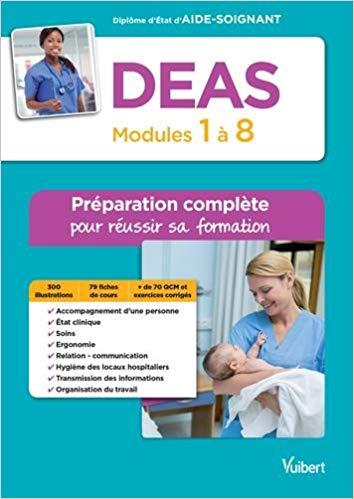 formation aide soignante module 1