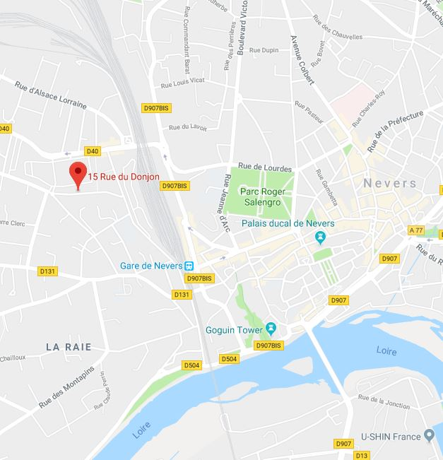 formation aide soignante nevers
