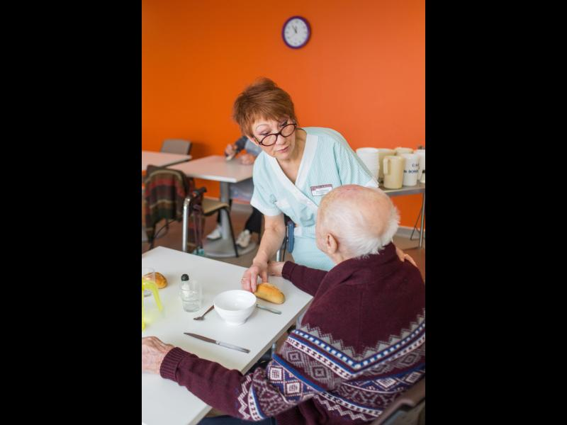 formation aide soignante referente