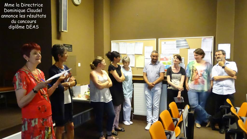 formation aide soignante remiremont