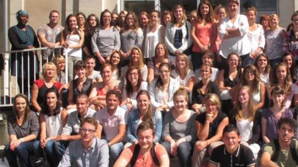 formation aide soignante thouars