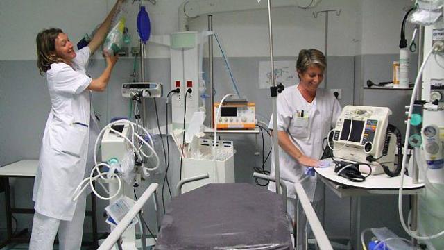 formation aide soignante urgences