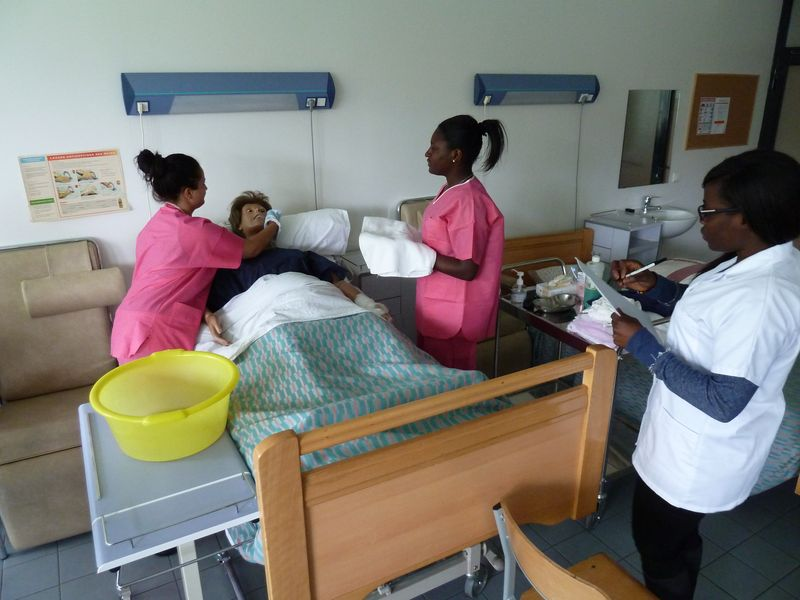 formation aide soignante wavre