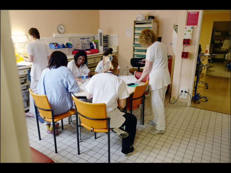 formation infirmiere 91