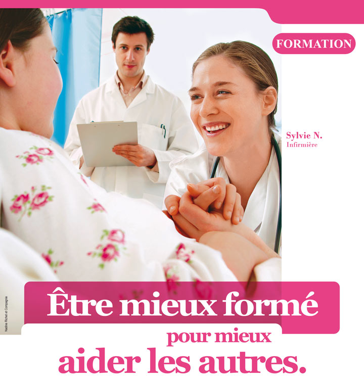 formation infirmiere a 35 ans