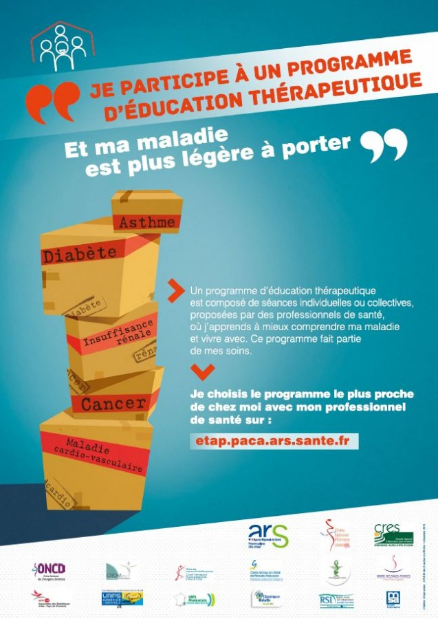 formation infirmiere a l'education therapeutique