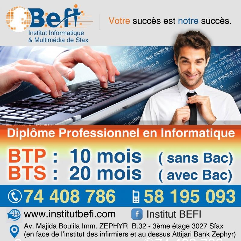 formation infirmiere a sfax