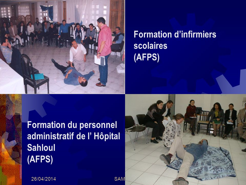 formation infirmiere a sousse