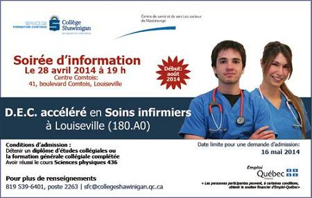 formation infirmiere accelere