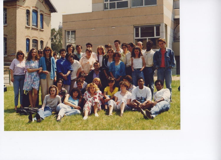 formation infirmiere avant 1992