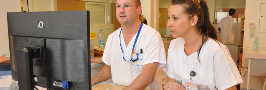 formation infirmiere avec pole emploi