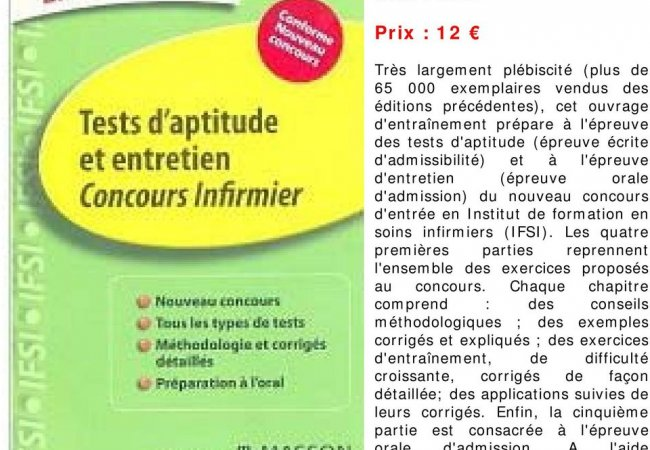formation infirmiere cout