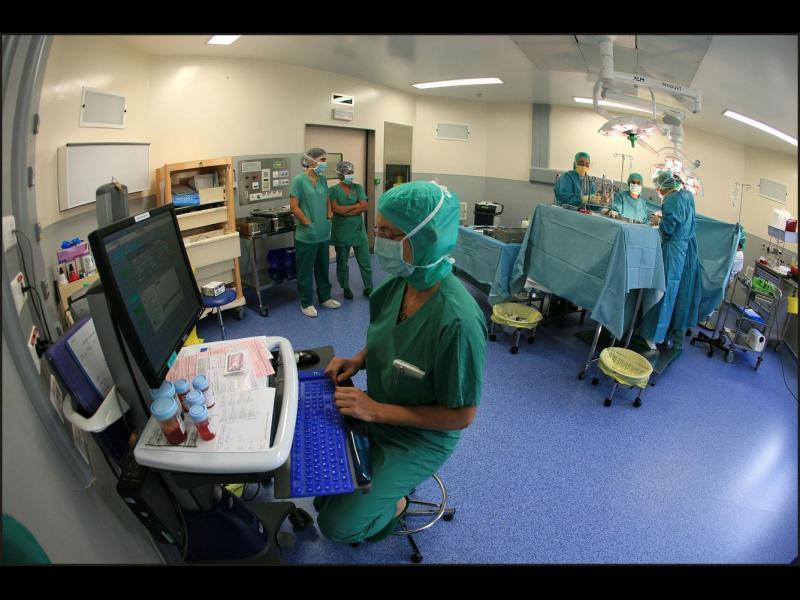 formation infirmiere de bloc