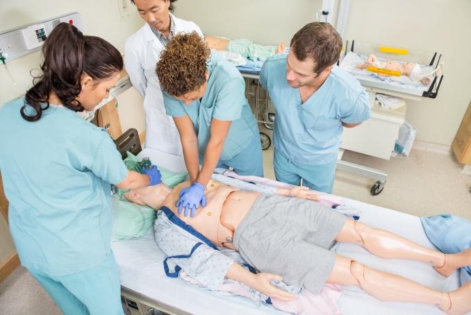 formation infirmiere en reanimation