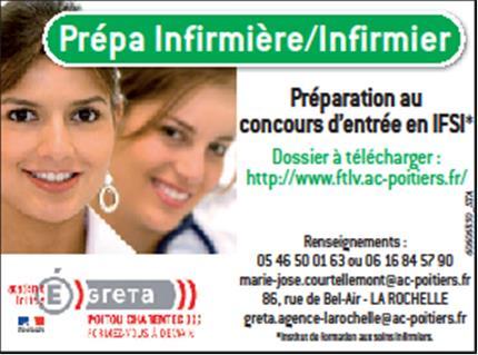 formation infirmiere greta