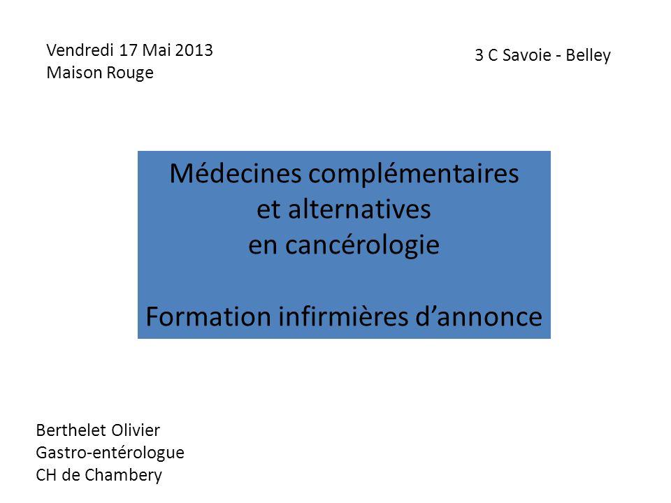 formation infirmiere medecine douce