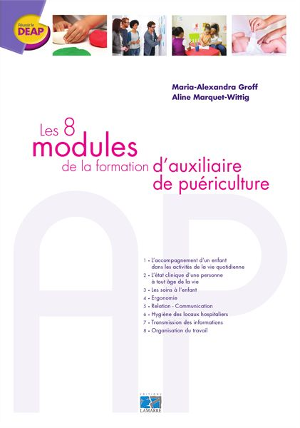 formation infirmiere modules